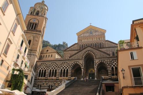 Catedral dedicada a Sant'Andrea, Amalfi