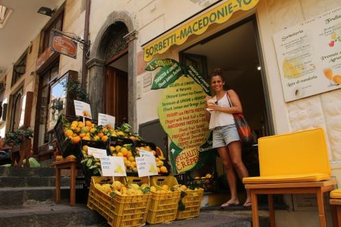 Ruas de Amalfi